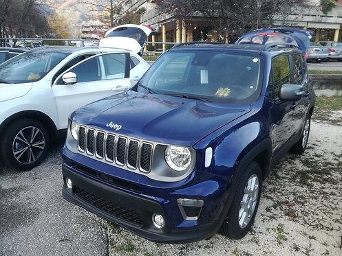 Jeep Renegade edizione limited del 2019