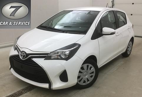 Toyota Yaris Del 2017