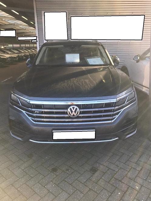 Volkswagen Tuareg del 2019