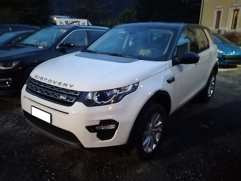 Land Rover Discovery Sport del 2018