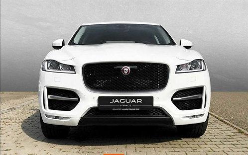 Jaguar F-Pace del 2019