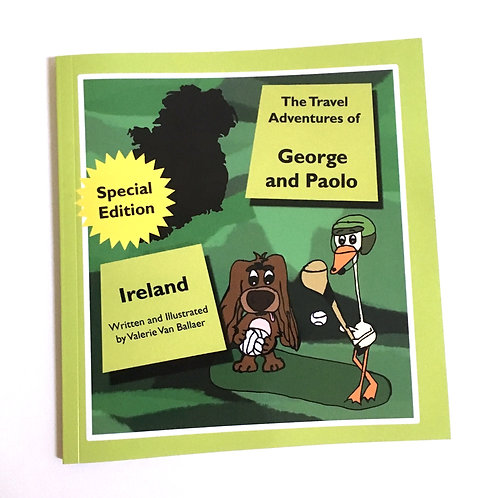 The Travel Adventures of George and Paolo: Ireland (Special Edition)