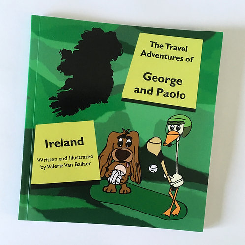 The Travel Adventures of George and Paolo: Ireland