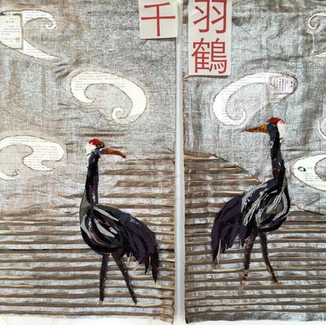 Cranes / Kraanvogels