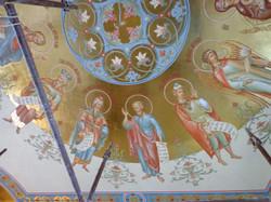 Воссоздание настенной росписи Свято-Димитриевской церкви  Тобольского кремля. Ро