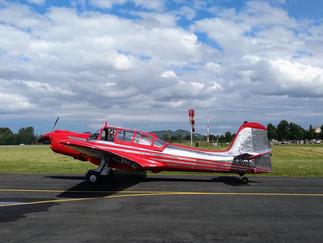Villeneuve Air Show