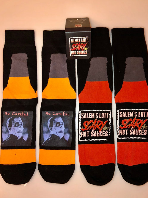 Salem's Lott Two Pair  of Socks