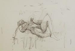 Blue Nude Pose, 2004
