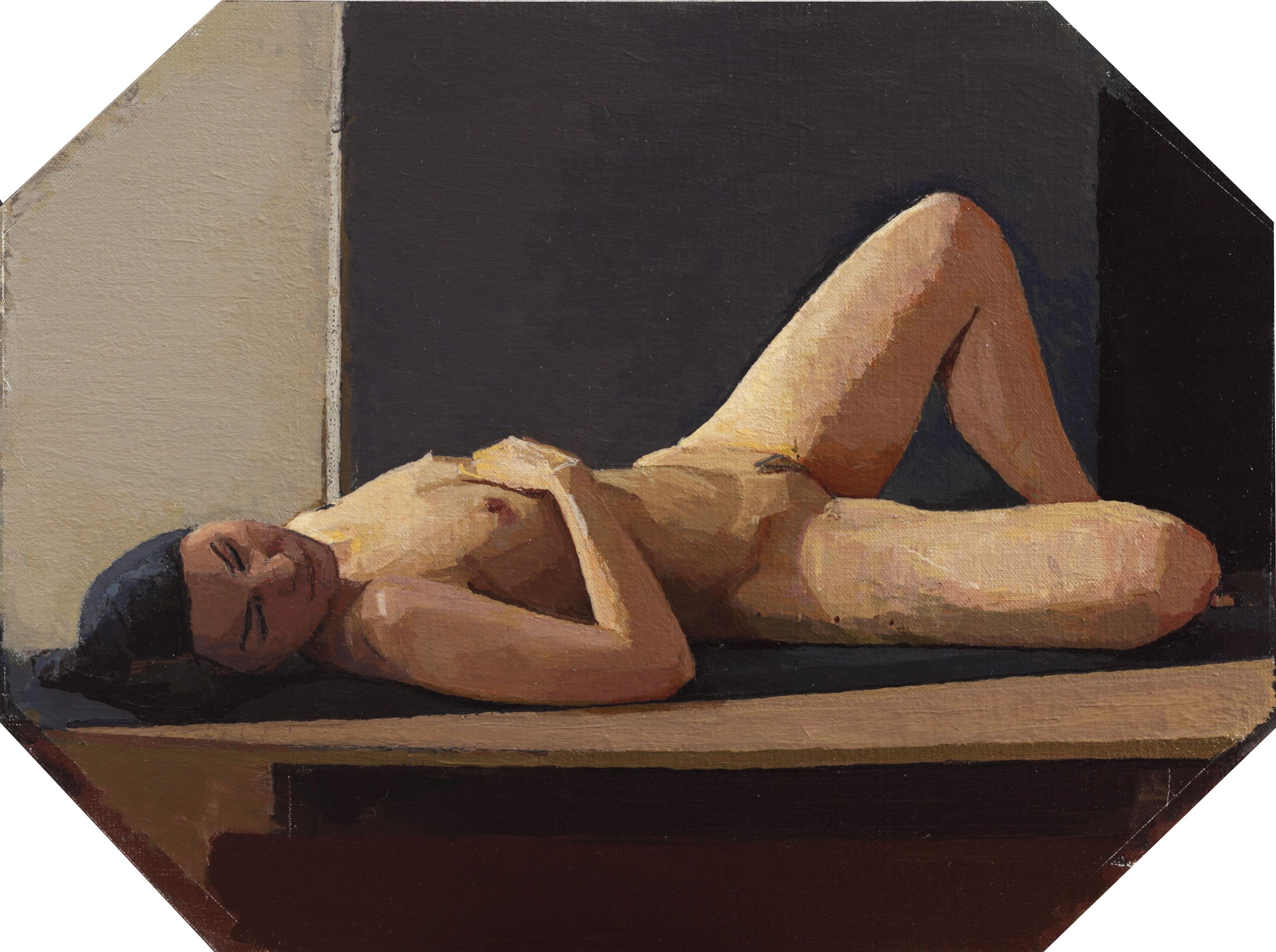 Octagonal nude, 2006-08