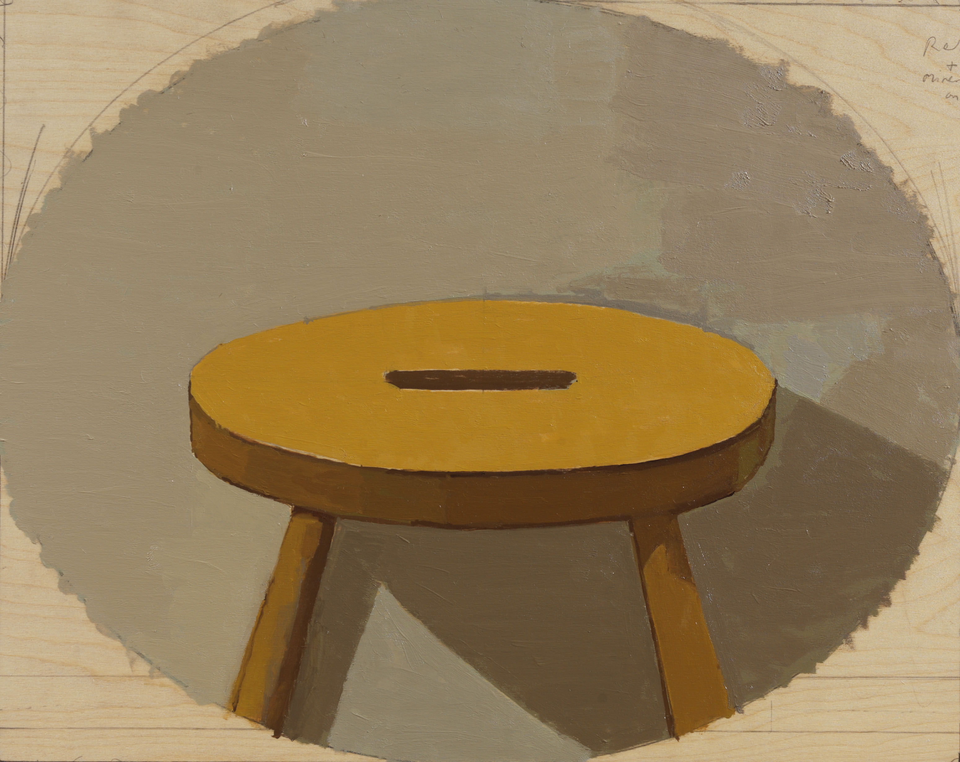 Night Stool, 2008