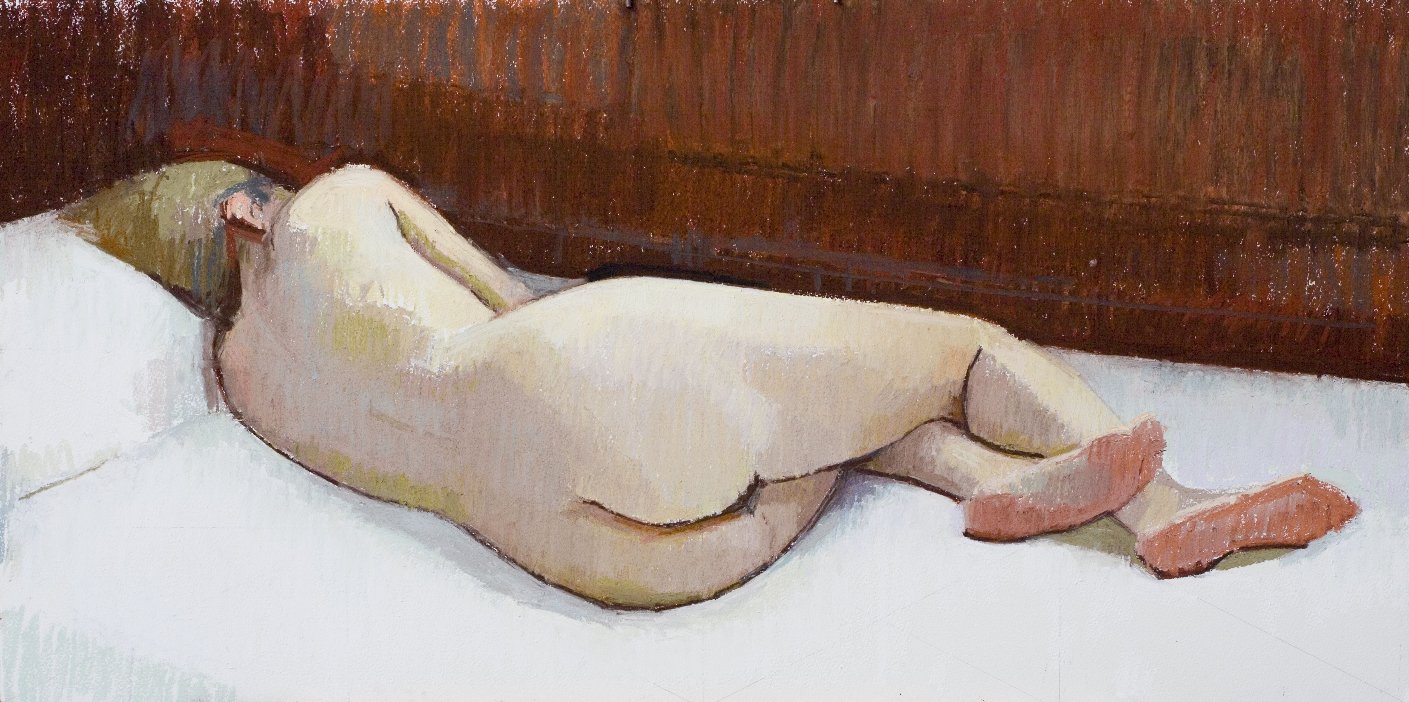 Sleeping Girl, 2014