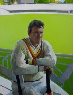 Portrait of Michael Atherton, 2000