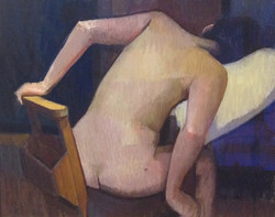 Reclining Back, 2013-14