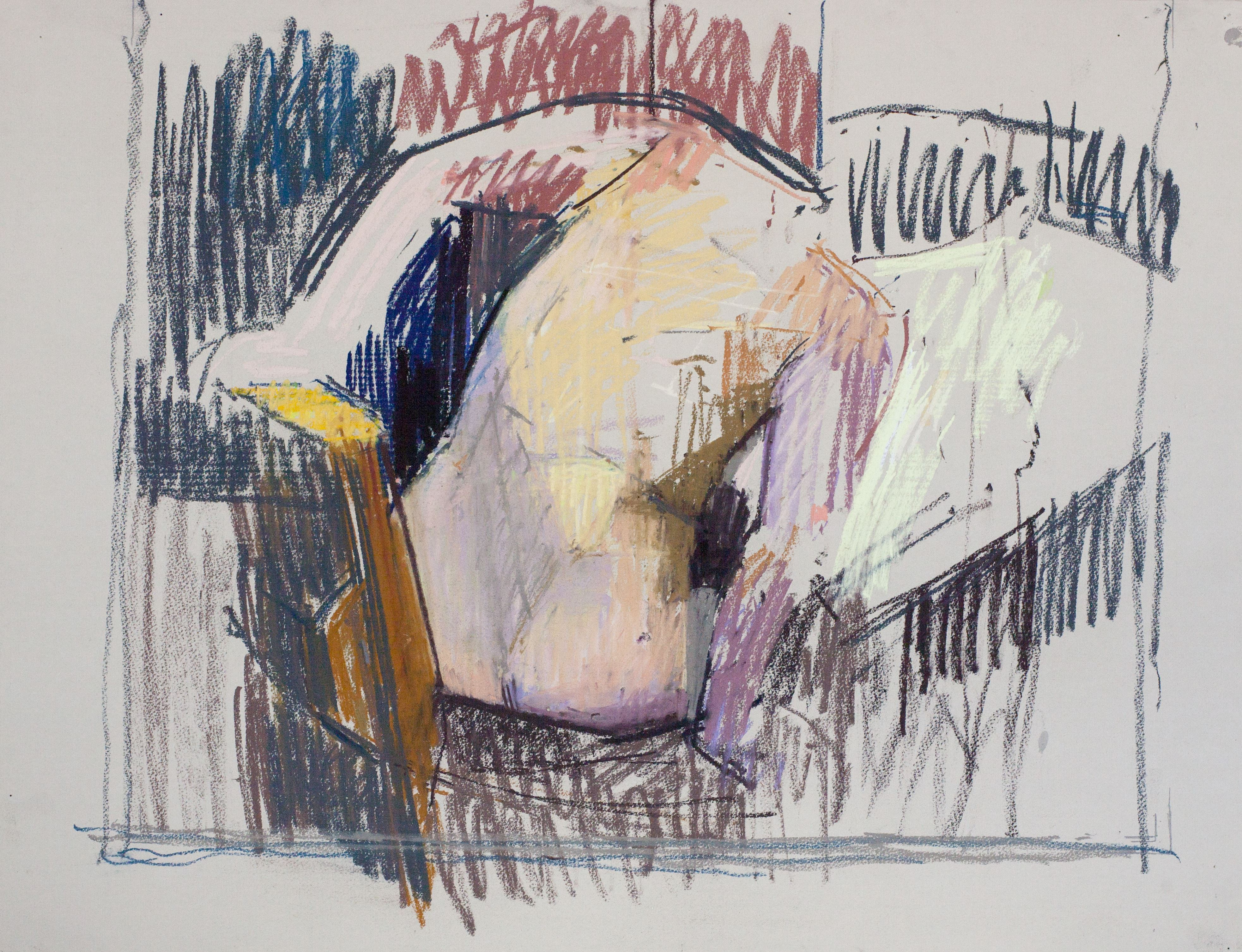 Reclining Back Study, 2013