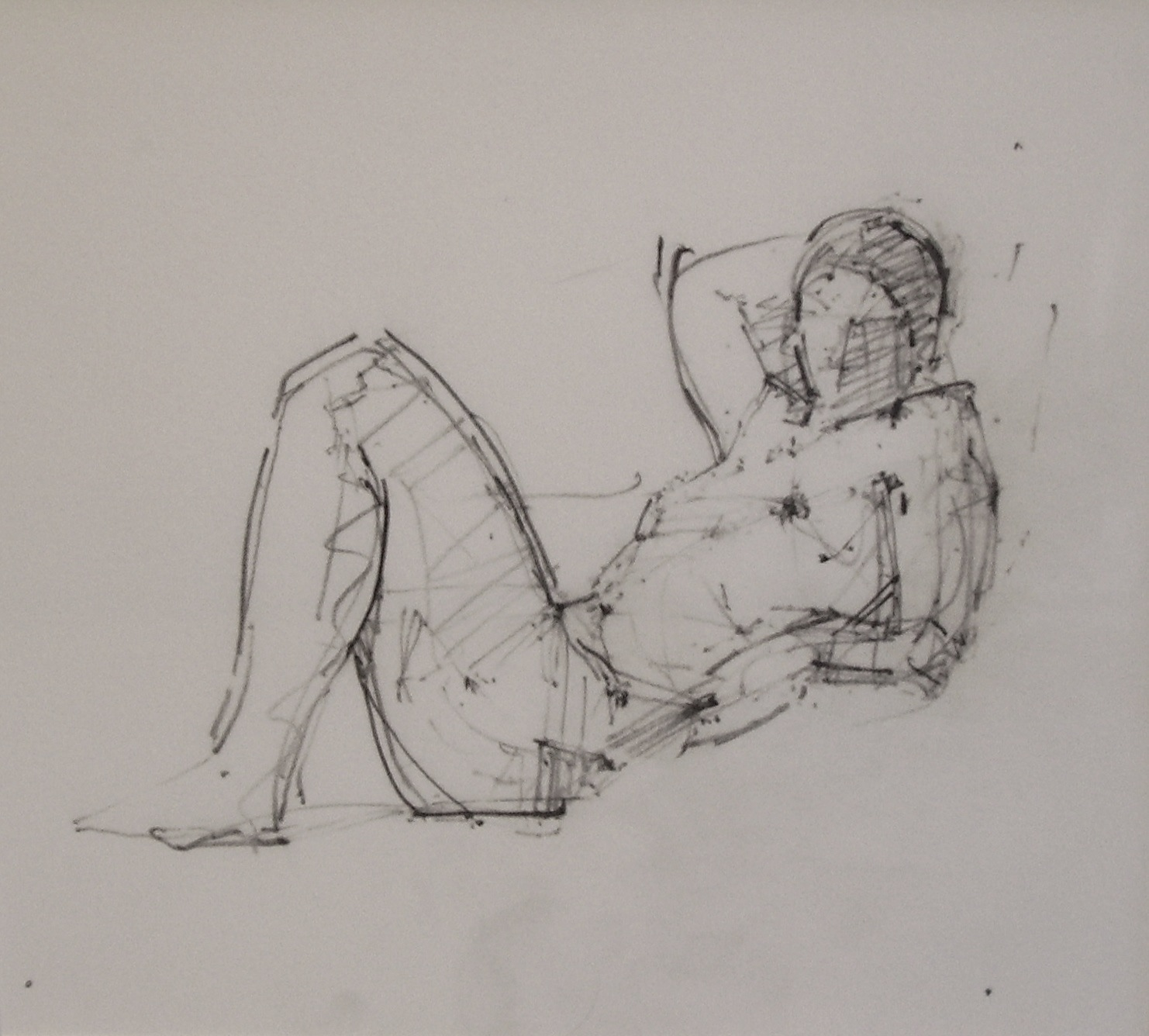 Study for After Veronese, 2004-05