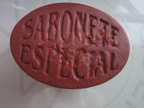 Sabonete de Argila Vermelha