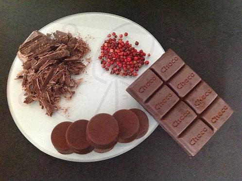 Sabonete de Chocolate com Pimenta