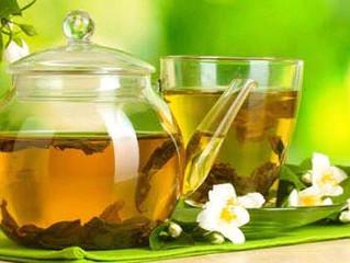 Beneficios do Chá Verde para a Pele