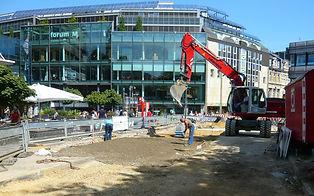 Bauunternehmen Aachen lube krings gmbh aachen bauunternehmung tiefbau straßenbau hochbau