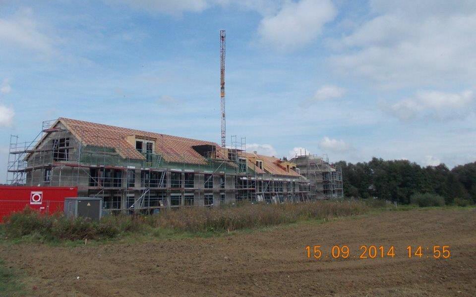Mehrfamilienhaus 2014