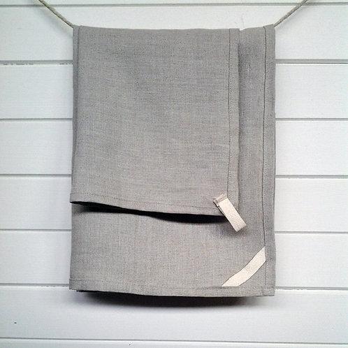 'Banksia' - 100% Linen Tea towel & Hand Towel Set