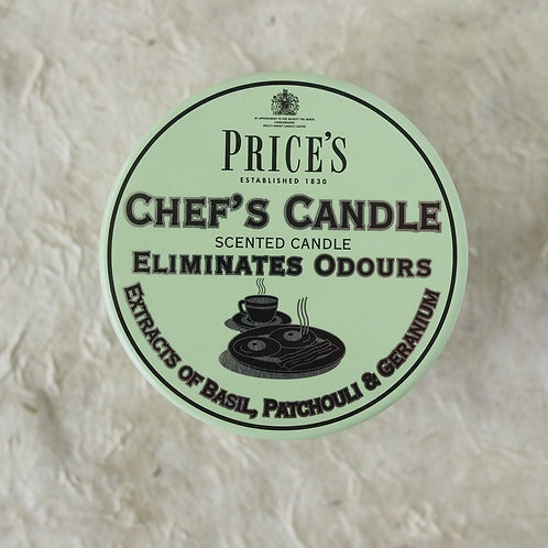 PRICES 'Chef' Candle
