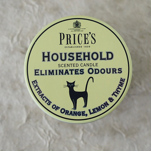 PRICE'S 'HOUSEHOLD' CANDLE