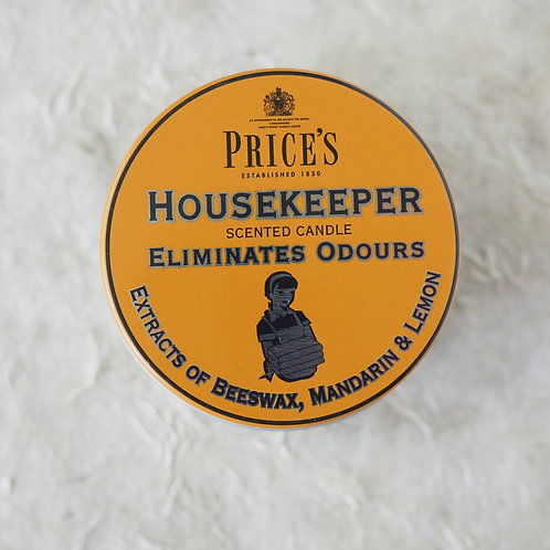 PRICE'S 'Housekeeper' Scented Candle