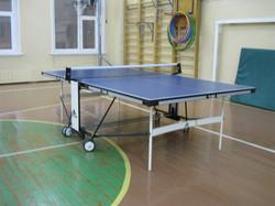 Новые теннисные столы