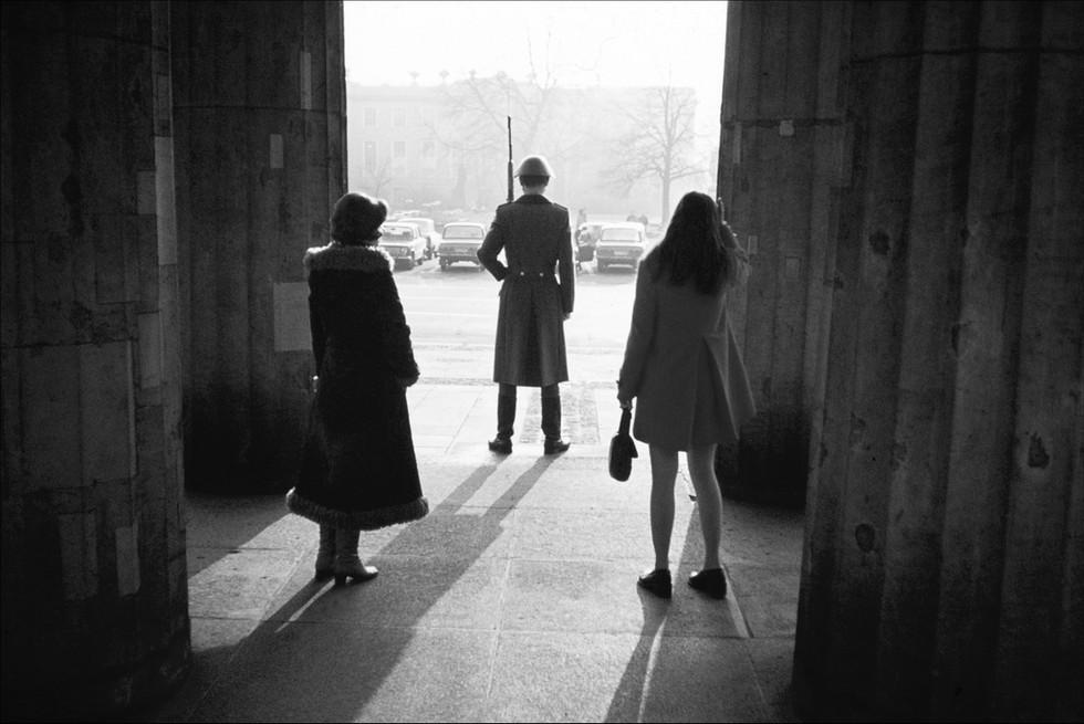 Neue Wache in Berlin 1970