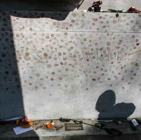 Grab von Oscar Wilde in Paris