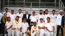 Sarjan beat Spartans to take the Zulu Dar Trophy and Quaid - I - Azam Trophy over the Holiday Weeken