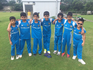 Ansh Doshi's 101not out highlights weekend results for DLSWCC
