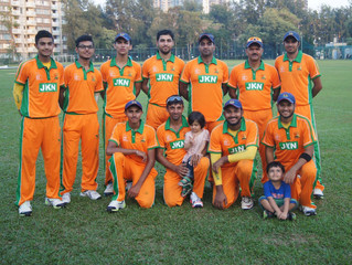 November Cricket Round Up - JKN Come Short against Wanderers, Knights overcome Vagabonds CC, Spartan
