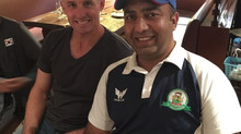 Coach Saqlain joins the big league in Coaching!