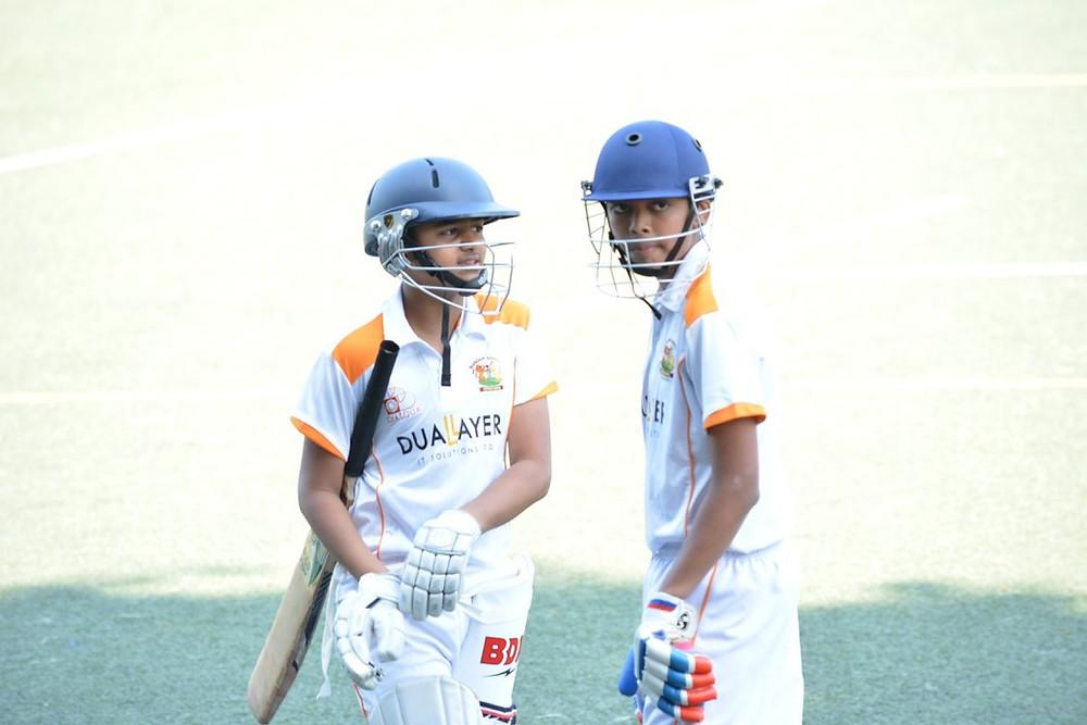 DLSW Inform Batsman Ansh Doshi