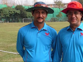 Hong Kong Umpires Appointed as Match Officials in ICC U19 Cricket World Cup Qualifier