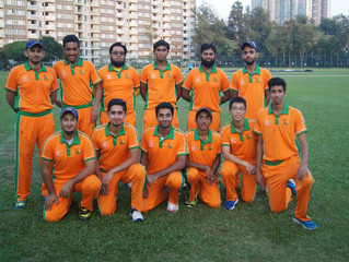 DLSW Sarjan's Aftab Hussain's Ton destroys Centaurs CC, Knights Preview and Upcoming Weekend