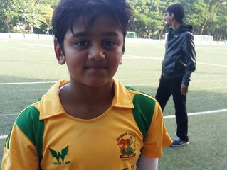 November Junior Cricket Round up!