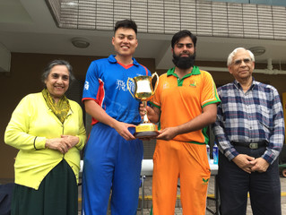 Kwong Wo - Nizami Trophy – Honoring HK Cricket's Greats!