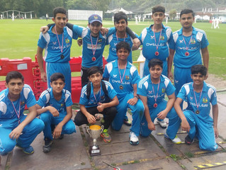 DLSW wins U15 Premier League Finals and adds 3rd Major Title of the Year.