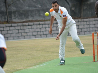 Chilly Weather Makes X-Cricketers go Cold Turkey!