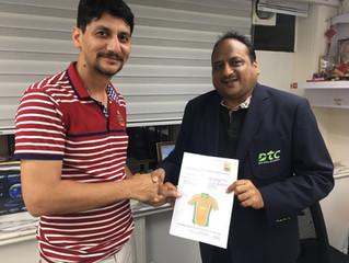 Diasqua Little Sai Wan sweeps Cricket Hong Kong League Titles as DTC Mobiles adds support to Hong Ko