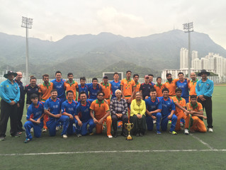 DLSW Kinghts makes good progress in DIV 2 and retains Nizami Kwong-Wu Trophy.