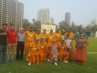 JKN wins JKN Cup for 9th Time in a row. DLSW Sarjan and DLSW Wasps win their games.