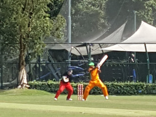 Haseeb Heroics fails to prevent HKCC from 3 Wicket Victory