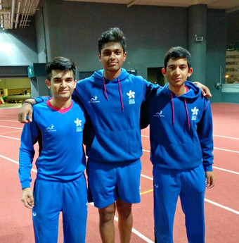 4 DLSWCC U16s in HK Squad for ACC Eastern Qualifiers.