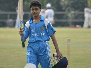 DLSW In Action during HK Series Win against PNG, U17 Tigers and U13 Lions smash 300+ runs