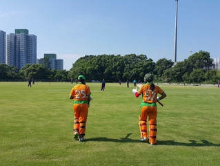 DLSW Wasps lose few crucial games, remain undefeated in Sixes Competition