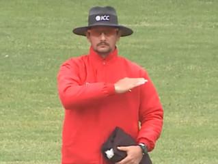 Former HK Captain Dar becomes International Umpire